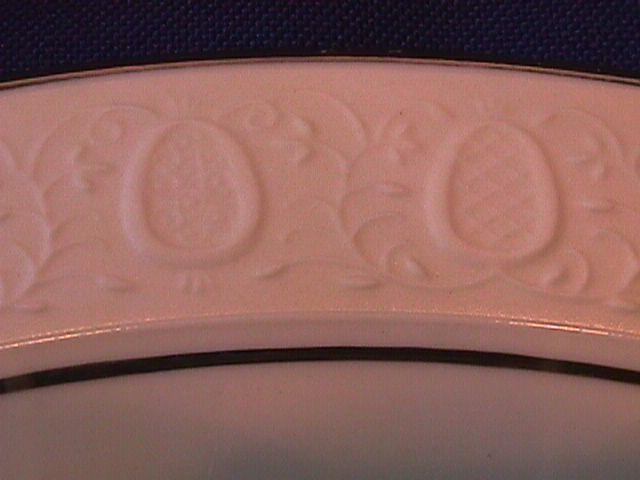 FRANCISCAN MOON GLOW 1 OVAL VEGETABLE 9