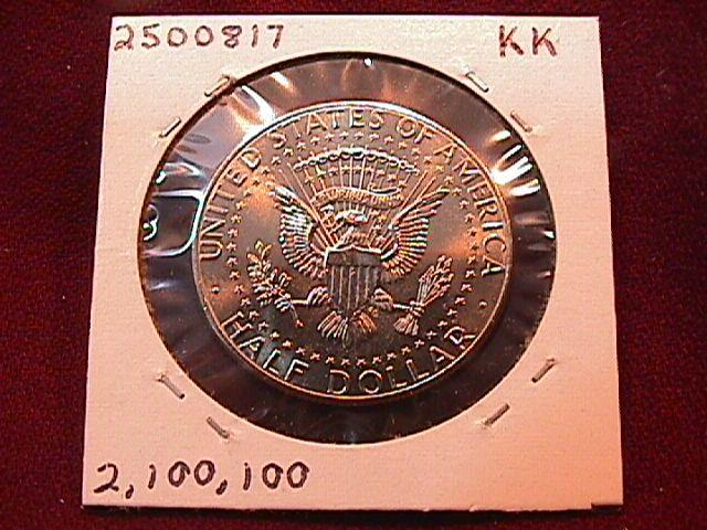 KENNEDY HALF DOLLAR 2016-D MINT STATE-63+++