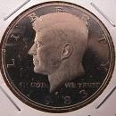 KENNEDY HALF DOLLAR 1983-S CIRCULATED PROOF