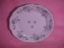 Johann Haviland Blue Garland Salad Plate