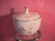 Noritake Rosay-6216  Covered Sugar