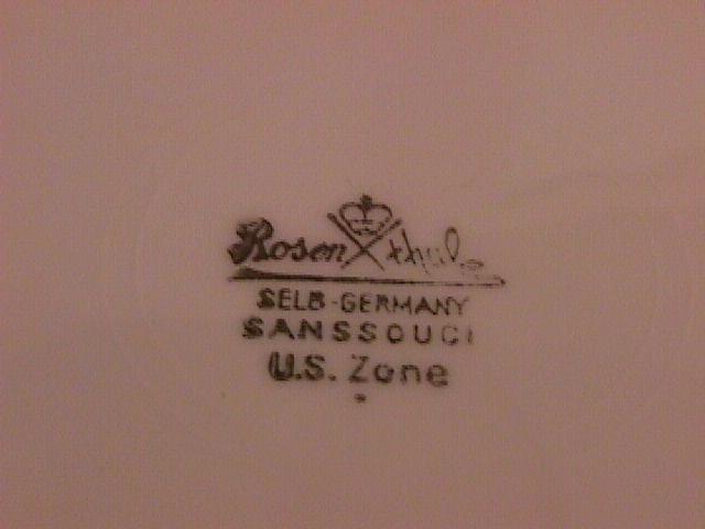 Rosenthal Heirloom-3070 Coffee Pot