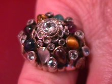 Vintage Gold Harem Ring