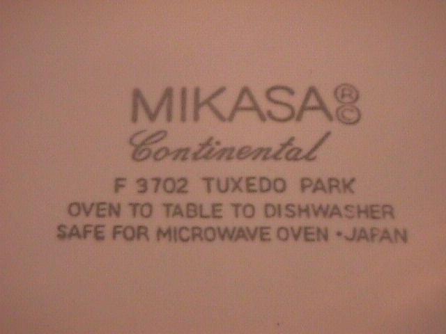 Mikasa Continental