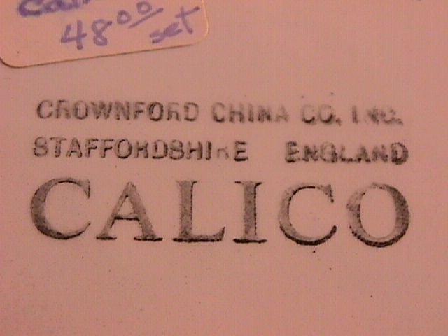 Crownford China