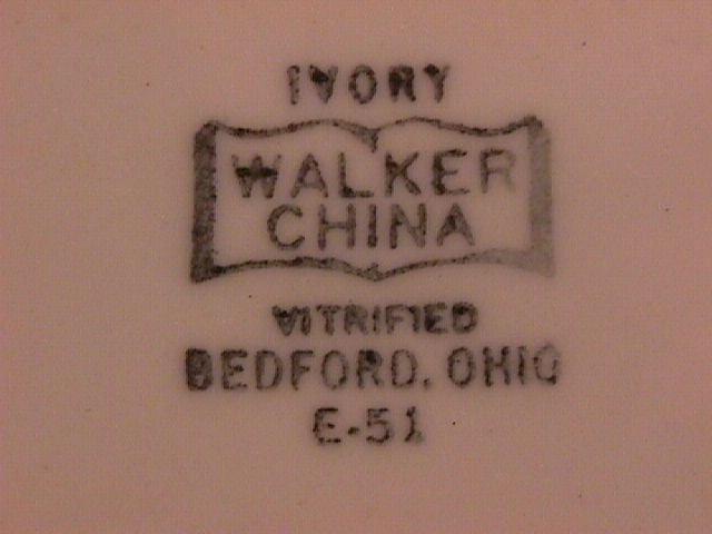 Walker True China