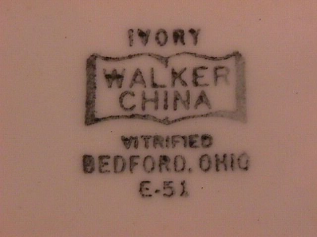 Walker True China