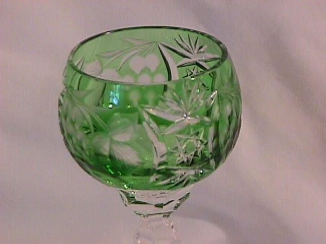 Nachtmann Crystal Emerald