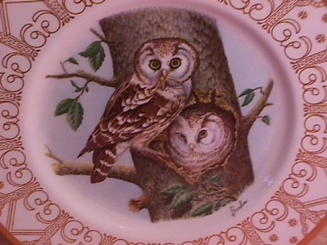 Edward Marshall Boehm, North American Owl Series,