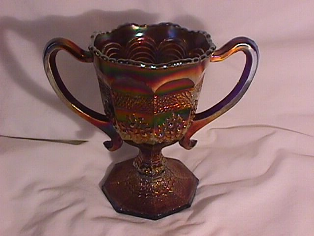 Fenton Carnival Glass