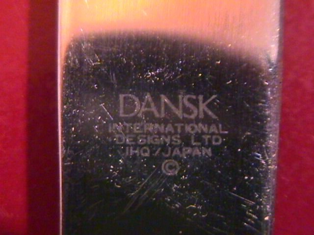 Dansk Stainless,  Japan