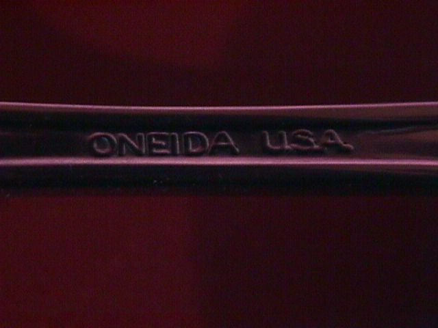 Oneida Stainless 18/8