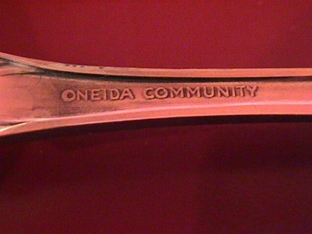 Oneida Community Stainless