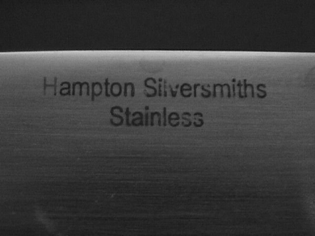 Hampton Silversmiths Stainless