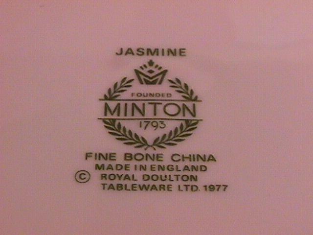 Minton Bone China