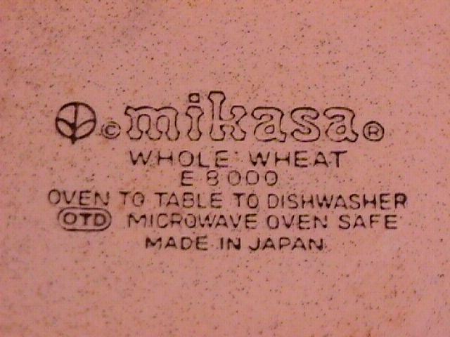 Mikasa China