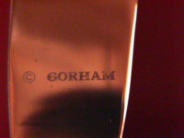 Gorham Stainless 18/10