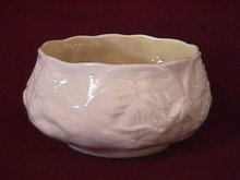 Belleek (Lotus Floral?) All-Purpose Bowl
