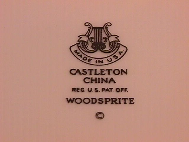 Castleton China