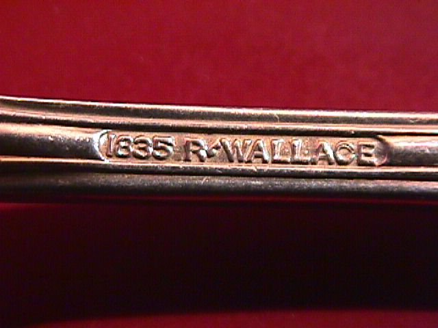 Wallace  Silverplate 1896