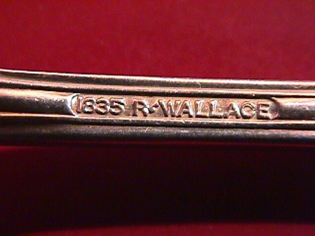 Wallace  Silverplate 1896