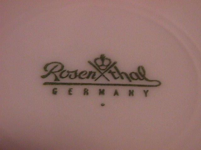 Rosenthal China