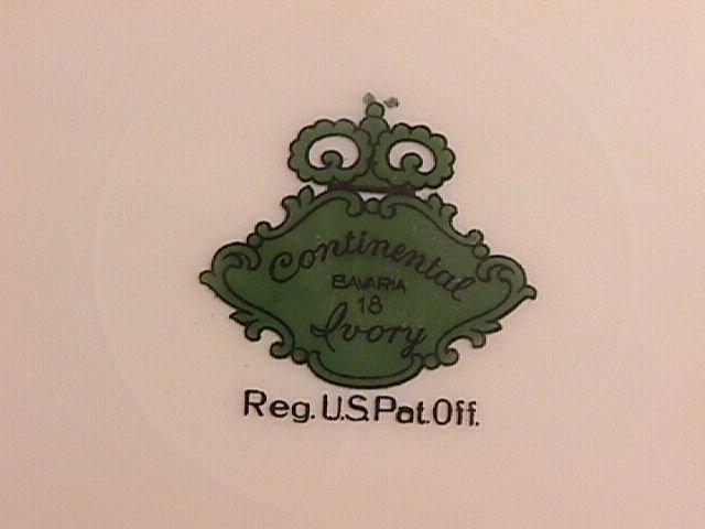 Rosenthal Continental Ivory