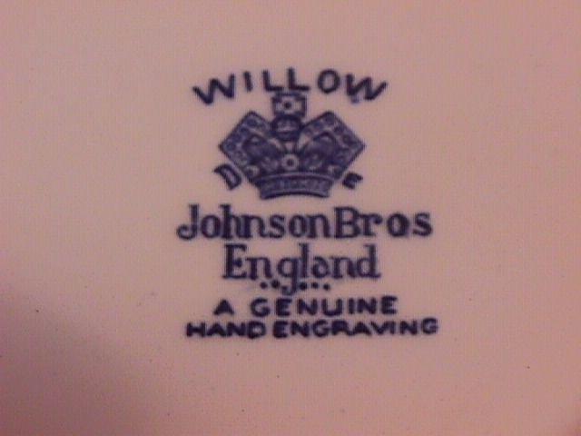 Johnson Bros. China