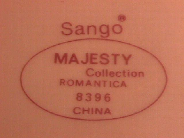 Sango China-Majesty Collection