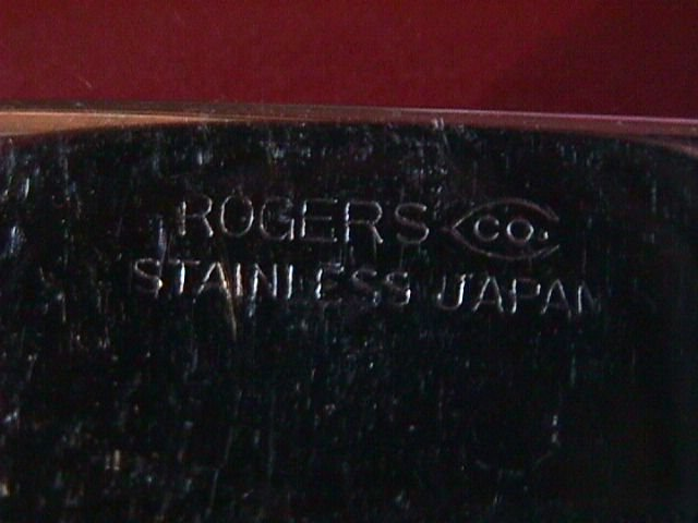Rogers-Stanley Roberts Stainless