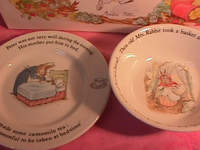 Wedgwood Beatrix Potter