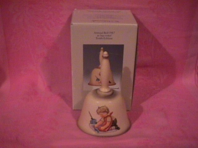 Hummel Annual Bell=1987= 10th Edition: With Loving Greetings