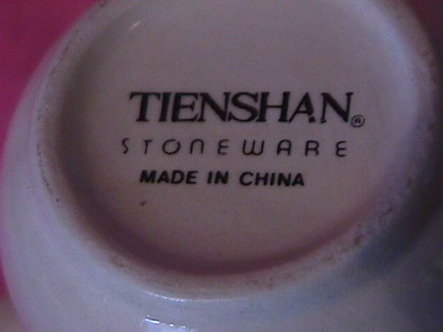Tienshan Stoneware