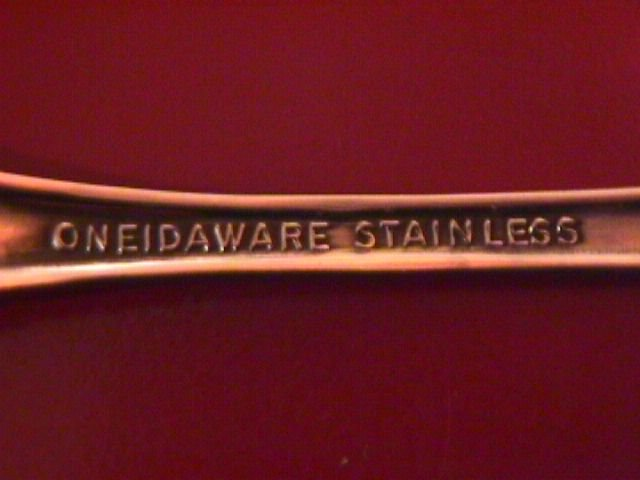 Oneidaware Stainless