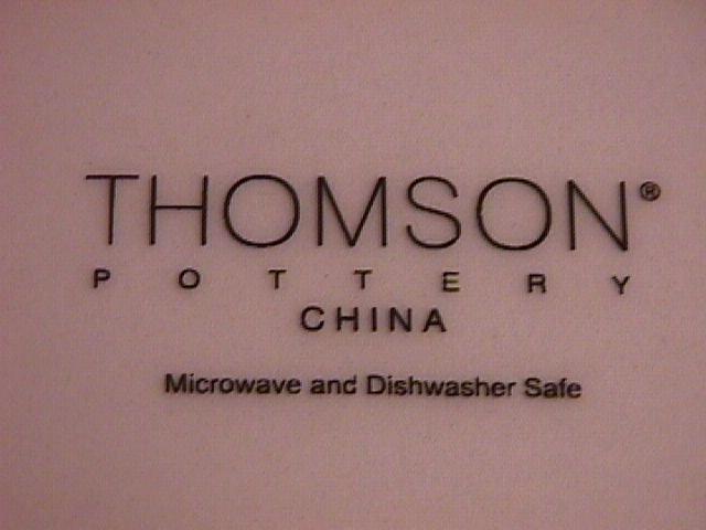 Thompson Pottery