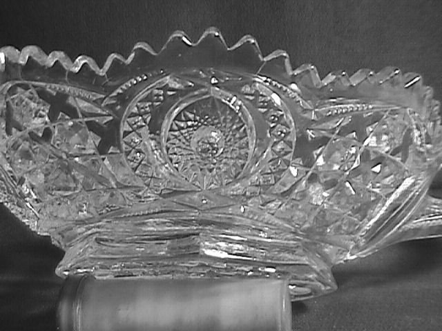 Northwoods Pressed Glass