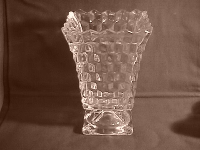 Fostoria Pressed Glass