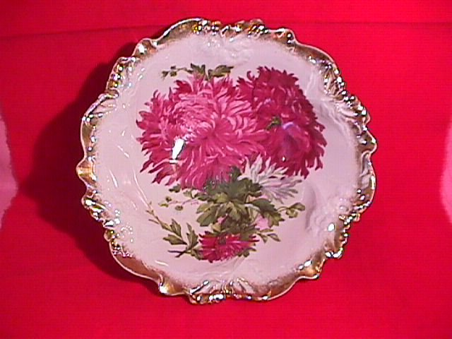 Steinwiessen Porcelain Prussia-Type Painted & Signed Bowl