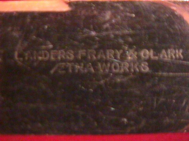 Landers Frary & Clark- Etna Works
