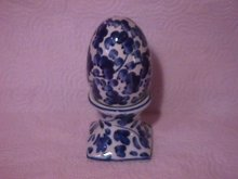 Delft Blue Type Salt & Pepper Shaker
