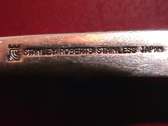 Stanley Roberts Stainless