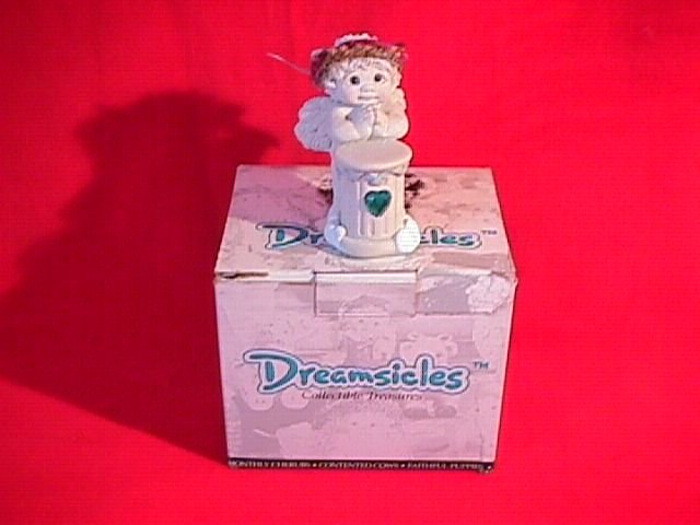 Dreamsicles Collectibles (May Emerald) Figurine