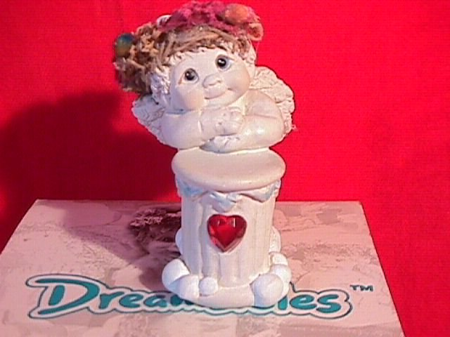 Dreamsicles Collectibles (July Ruby) Figurine