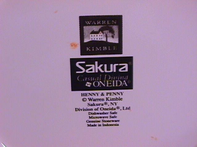 Sakura China