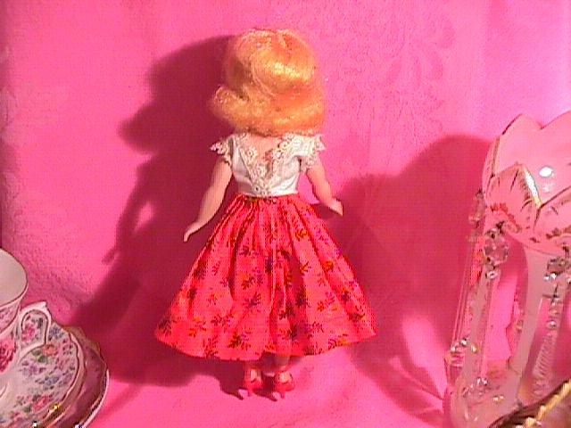 1950's Vogue Jill Doll