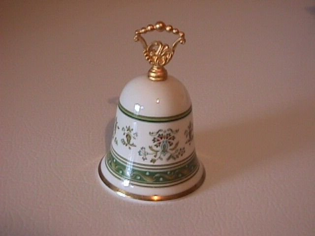 Gorham (Museum Collection) Porcelain Bell