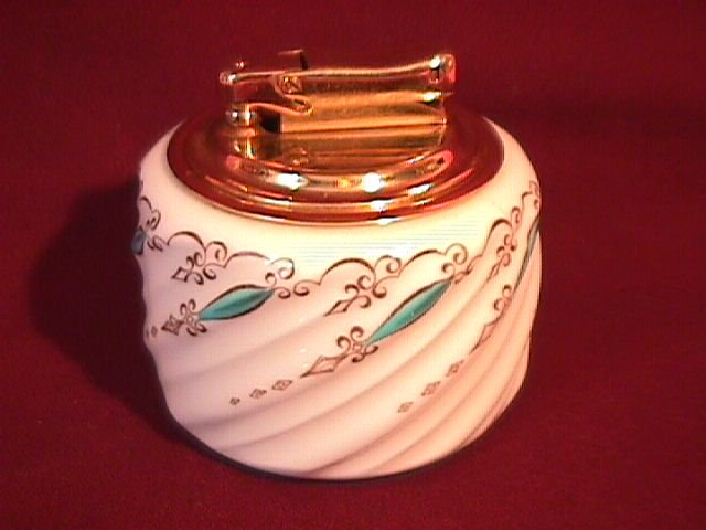 Minton (Bone China) Propane Table Lighter