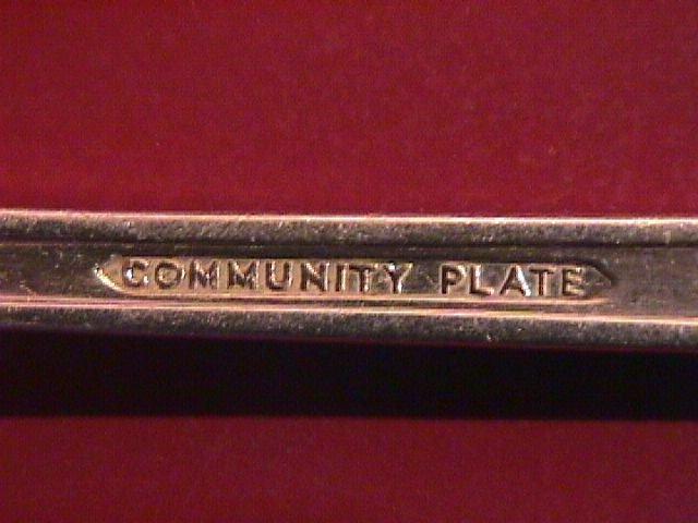 Oneida Community Plate