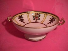 Nippon (Hand Painted) Centerpiece Bowl