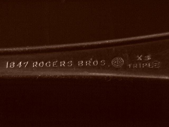 International Silverplate 1847 Rogers